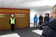 """中国二十二冶举办""""国企顶梁柱——改善民生 助力城市基础设施建设""""专题营销宣传活动"""