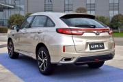 颜值爆棚2020全新本田UR-V大五座中型SUV